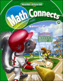 MacMillan McGraw-Hill N.C. Math Connects Grade 4 Student's Edition