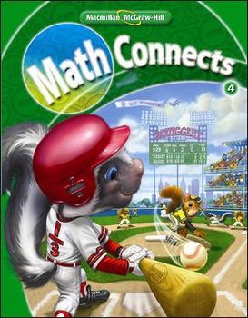 MacMillan McGraw-Hill N.C. Math Connects Grade 4 Student's