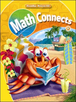 MacMillan McGraw-Hill N.C. Math Connects Kindergarten Student Edition (Vol. 1)