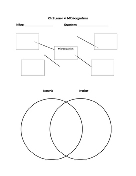 McGraw Hill Science  Chapter 1 Microorganisms Outline