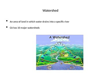 MacMillan McGraw Hill Science Freshwater Resources PowerPoint