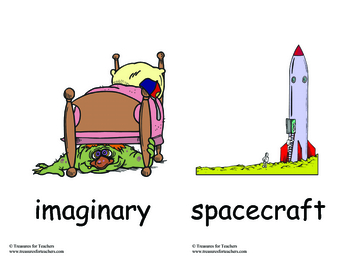 MacMillan Picture Vocabulary Cards - Unit 5 (2nd Grade)