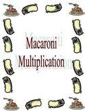 Macaroni Multiplication (Associative and Distributive Properties)
