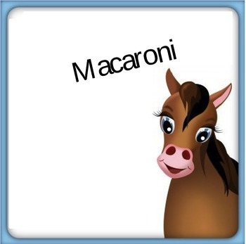 Macaroni: Orff Lesson with Technology