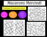 Macarons Mercredi