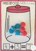 Macaroon Addition & Subtraction Pack