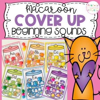 Macaroon Beginning Sounds Cover Up