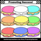 Macaroons Clip Art, Baking Cookie Clipart, Cooking Bakery Theme SPS