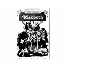 Macbeth 100 short answer questions over entire play