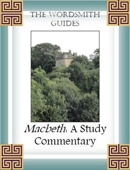 Macbeth - A Study Commentary (Teaching Copy)