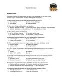 Macbeth ACT 1 Quiz (Shakespeare) w/ ANSWER KEY