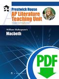 Macbeth AP Teaching Unit