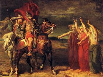 Macbeth Act 1 - Multiple Choice Quiz