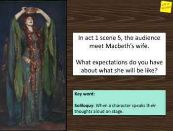 lady macbeth act 1 scene 5