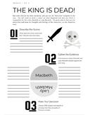 Macbeth Act 2 Essay - Who is Guilty?