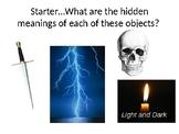 Macbeth Act 2, Scene 1 Imagery Analysis Lesson