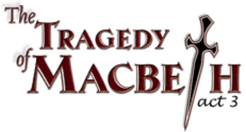 Macbeth Act 3 - Summative Learning Resources