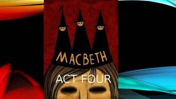 Macbeth Act Four Powerpoint