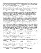 Macbeth Act IV Multiple Choice Quiz & KEY