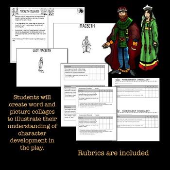 Macbeth Activities: Critical Thinking Exercises