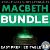 Macbeth Activity Bundle