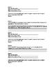 Macbeth Argumentative Essay Graphic Organizer/Outline for Peer Review
