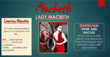 Macbeth: Big Bundle! (All lessons, worksheets, plans, everything!)