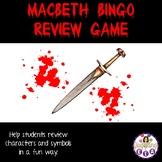 Macbeth Bingo Review Game