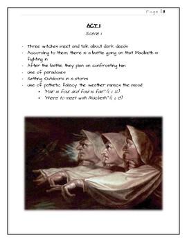 Macbeth Booklets