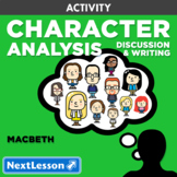 Macbeth: Character Analysis - Projects & PBL