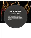 Macbeth Character Gallery Walk