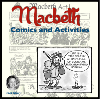 Macbeth: Comic Summaries and Actvities
