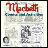 Macbeth: Comic Summaries and Activities