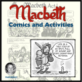 Macbeth Comics and Activities