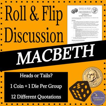 Macbeth Activity for Google Drive