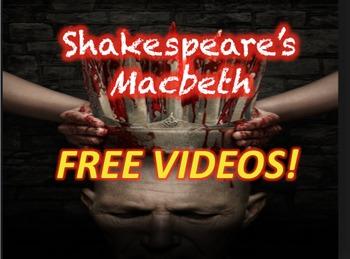 Macbeth Educational Videos FREE!