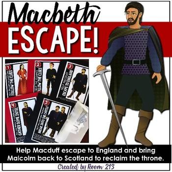 Macbeth Escape Activity