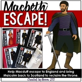 Macbeth Escape Activity