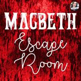 Macbeth Escape Room