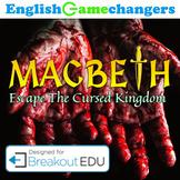 Macbeth: Escape The Cursed Kingdom Escape Room (Breakout EDU)