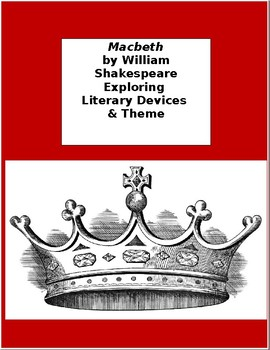 Macbeth - Exploring Literary Devices and Theme