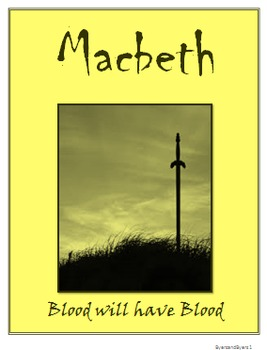 Macbeth Fill-in-the-Blank Activities