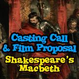 Macbeth Film Proposal