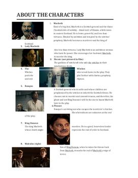 Macbeth Film Study Guide (PBS)