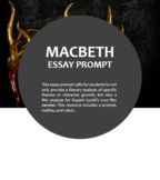 Macbeth Final Essay
