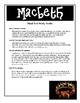 Macbeth Final Test