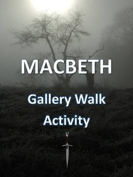 Macbeth Gallery Walk: Writing and Image Analysis for Shake