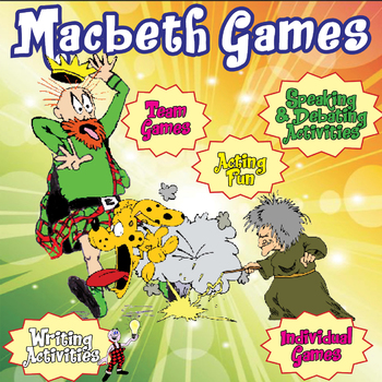 Macbeth Games and Activities
