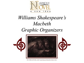 Macbeth~ Graphic Organizers