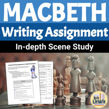 Macbeth Culminating Project: In-Depth Scene Analysis Project